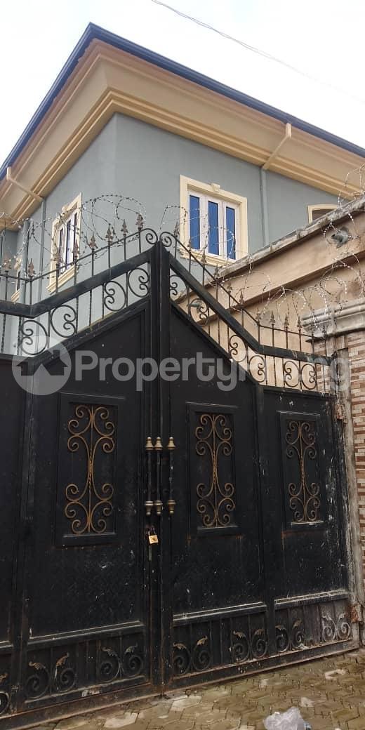 2 bedroom Blocks of Flats House for rent Mangoro Ikeja Lagos - 1