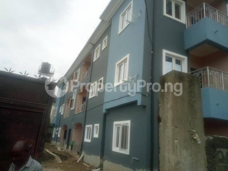 3 bedroom Flat / Apartment for rent Ago palace Okota Lagos - 0