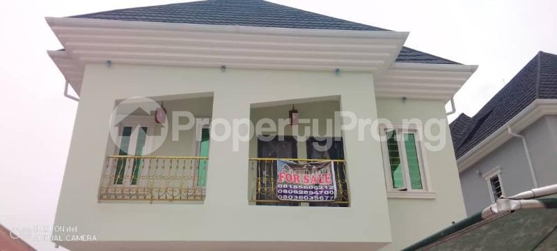 6 bedroom House for sale Close To Ikeja Omole phase 1 Ojodu Lagos - 0