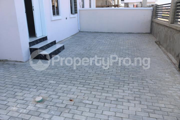 4 bedroom Semi Detached Duplex House for sale Chevron Lekki Lagos - 4
