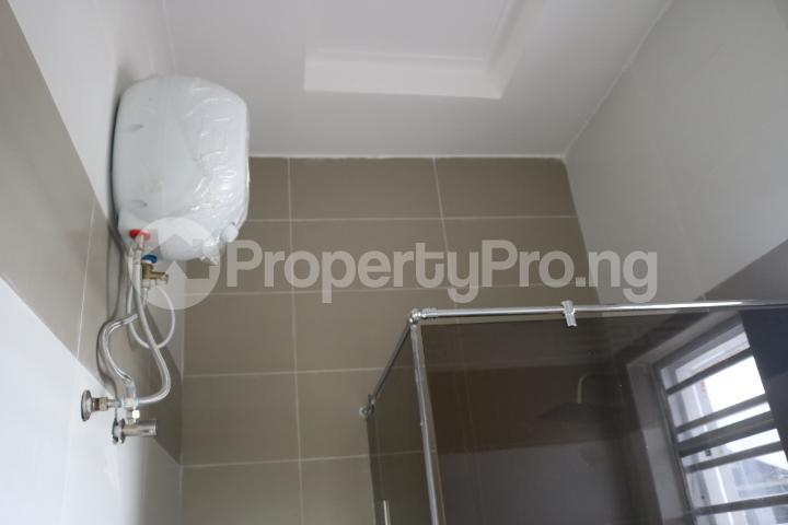 4 bedroom Semi Detached Duplex House for sale Chevron Lekki Lagos - 49