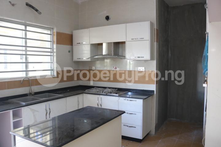 4 bedroom Semi Detached Duplex House for sale Chevron Lekki Lagos - 17