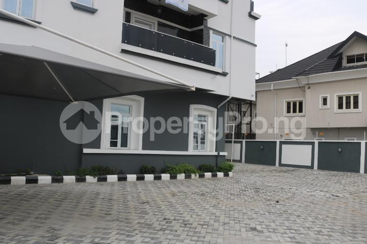 3 bedroom Terraced Duplex House for rent Lekki Phase 1 Lekki Lagos - 66