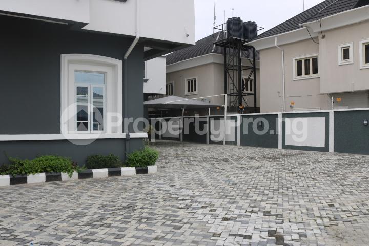 3 bedroom Terraced Duplex House for rent Lekki Phase 1 Lekki Lagos - 11