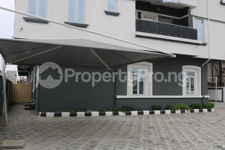 3 bedroom Terraced Duplex House for rent Lekki Phase 1 Lekki Lagos - 12