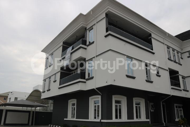3 bedroom Terraced Duplex House for rent Lekki Phase 1 Lekki Lagos - 9