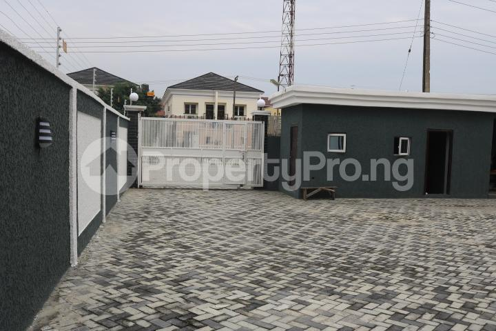 3 bedroom Terraced Duplex House for rent Lekki Phase 1 Lekki Lagos - 65