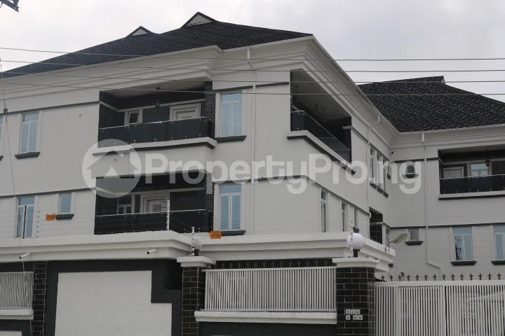 3 bedroom Terraced Duplex House for rent Lekki Phase 1 Lekki Lagos - 0