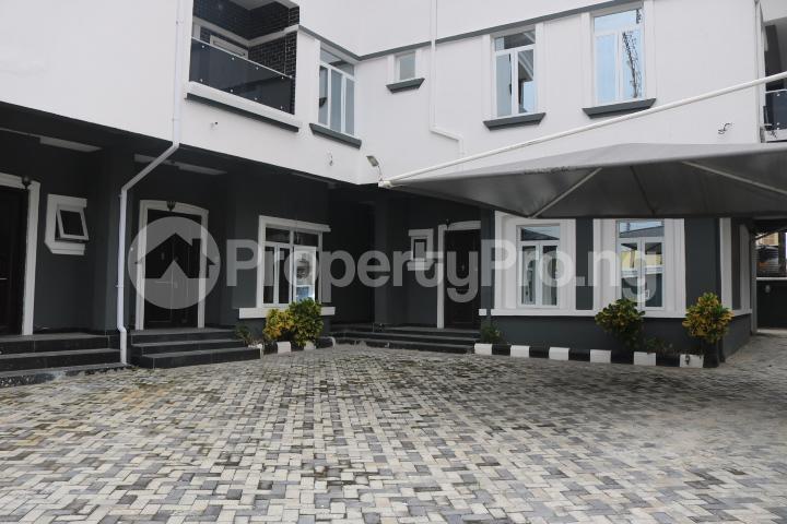 3 bedroom Terraced Duplex House for rent Lekki Phase 1 Lekki Lagos - 7