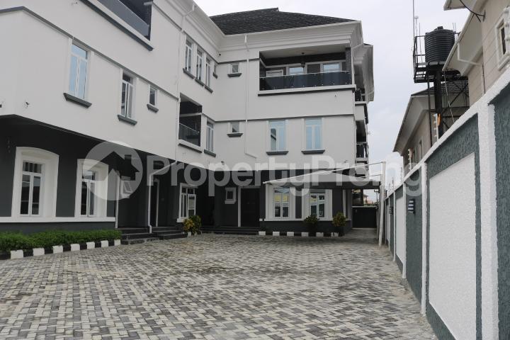 3 bedroom Terraced Duplex House for rent Lekki Phase 1 Lekki Lagos - 63