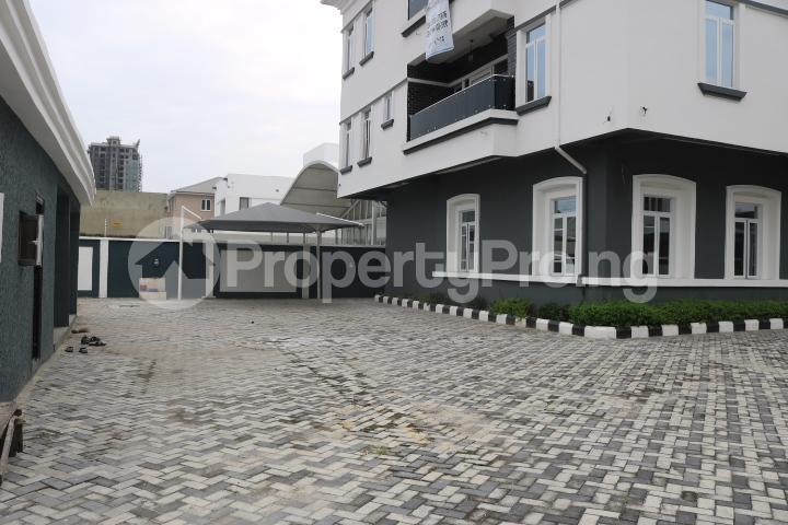 3 bedroom Terraced Duplex House for rent Lekki Phase 1 Lekki Lagos - 8