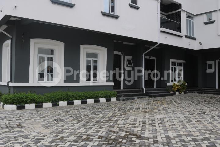 3 bedroom Terraced Duplex House for rent Lekki Phase 1 Lekki Lagos - 10