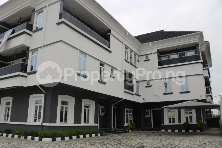 3 bedroom Terraced Duplex House for rent Lekki Phase 1 Lekki Lagos - 5