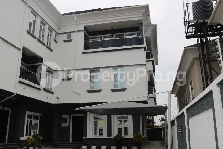 3 bedroom Terraced Duplex House for rent Lekki Phase 1 Lekki Lagos - 4