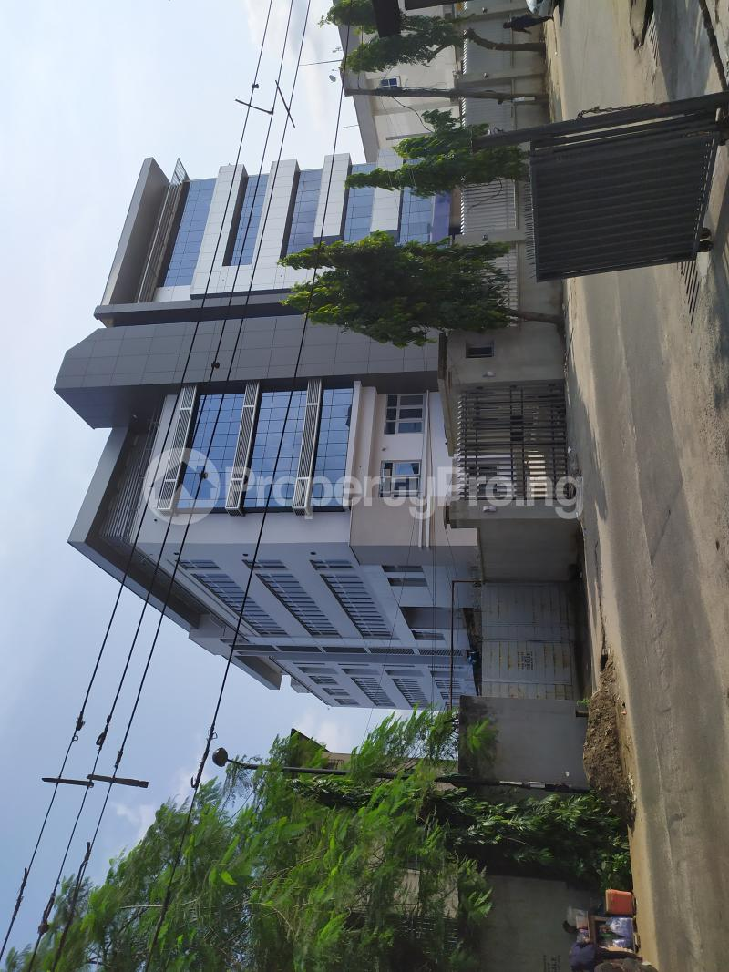 10 bedroom Office Space Commercial Property for rent Town planning Road Ilupeju Lagos - 10