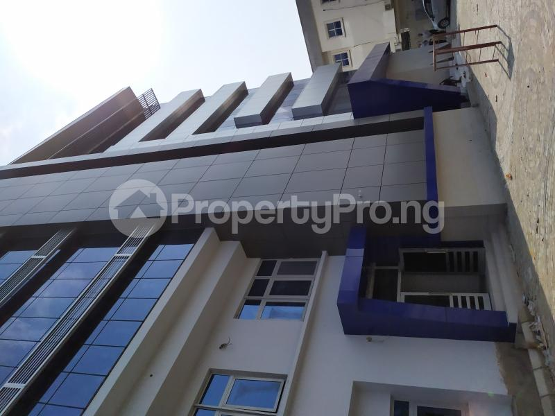 10 bedroom Office Space Commercial Property for rent Town planning Road Ilupeju Lagos - 3