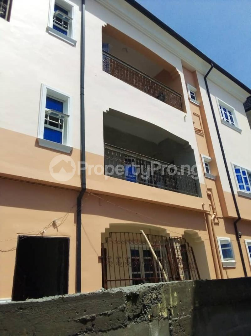 2 bedroom Flat / Apartment for rent Green field estate  Ago palace Okota Lagos - 1