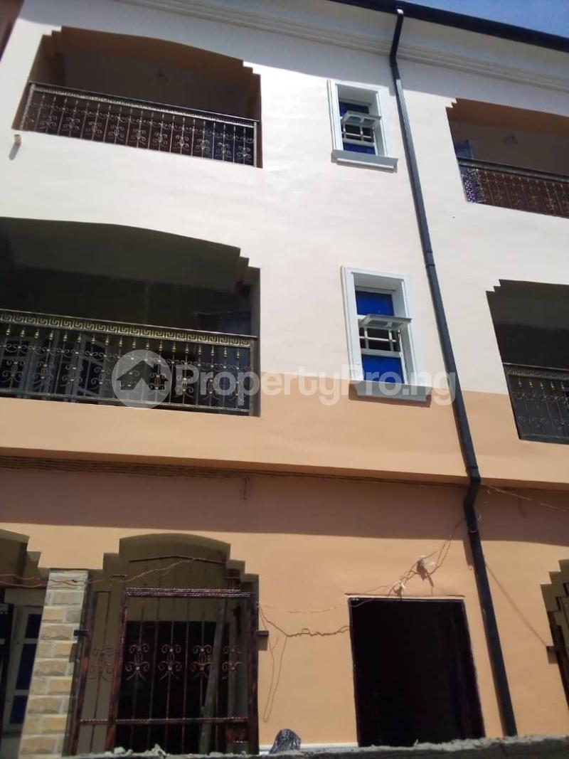 2 bedroom Flat / Apartment for rent Green field estate  Ago palace Okota Lagos - 0