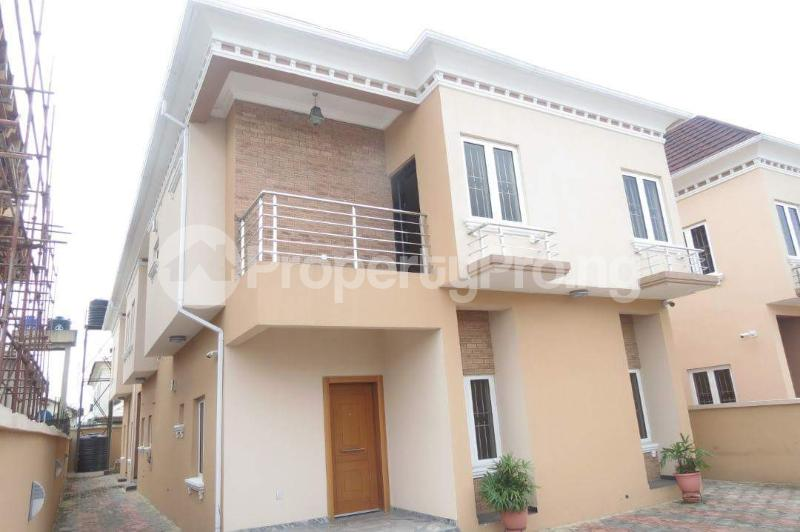 4 bedroom Detached Duplex House for sale Lekki Phase 1 Lekki Lagos - 1
