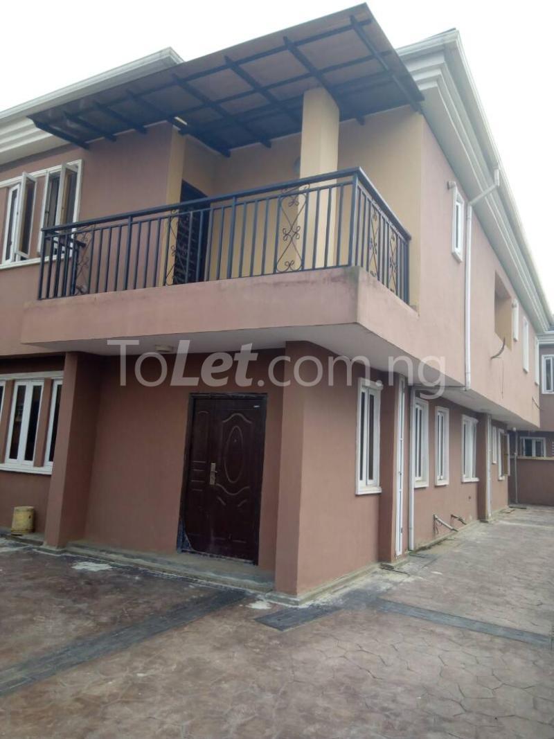 4 bedroom Flat / Apartment for sale 40 Road 1 Isheri North Ojodu Lagos - 1