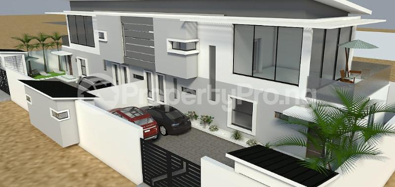 4 bedroom Semi Detached Duplex for sale Phase 1 Gbagada Lagos - 12