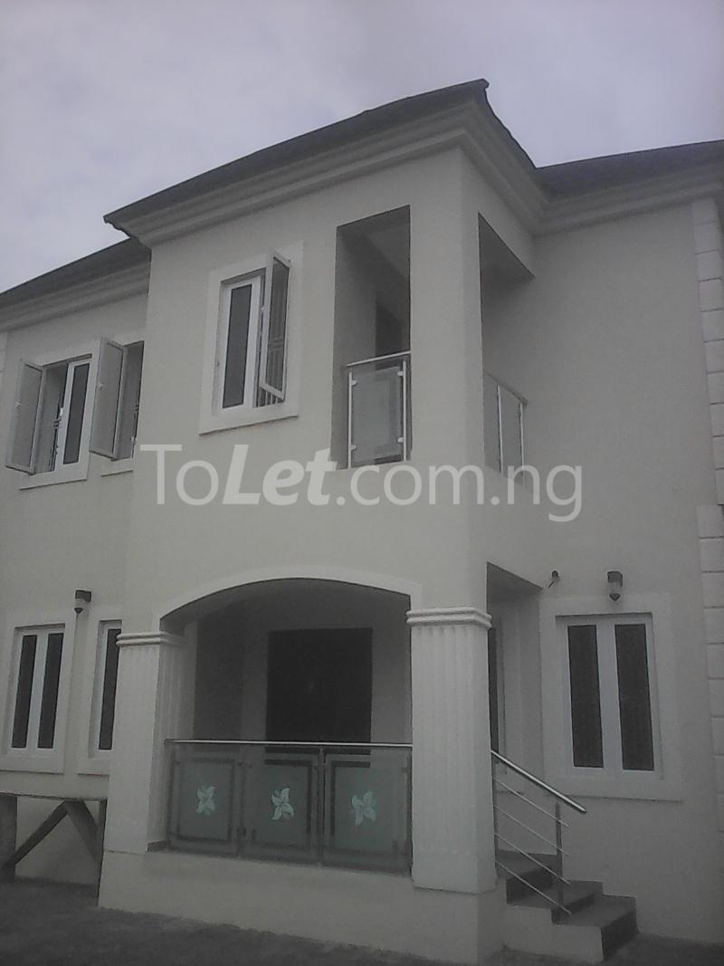 5 bedroom House for sale Ebute  Ebute Ikorodu Lagos - 0
