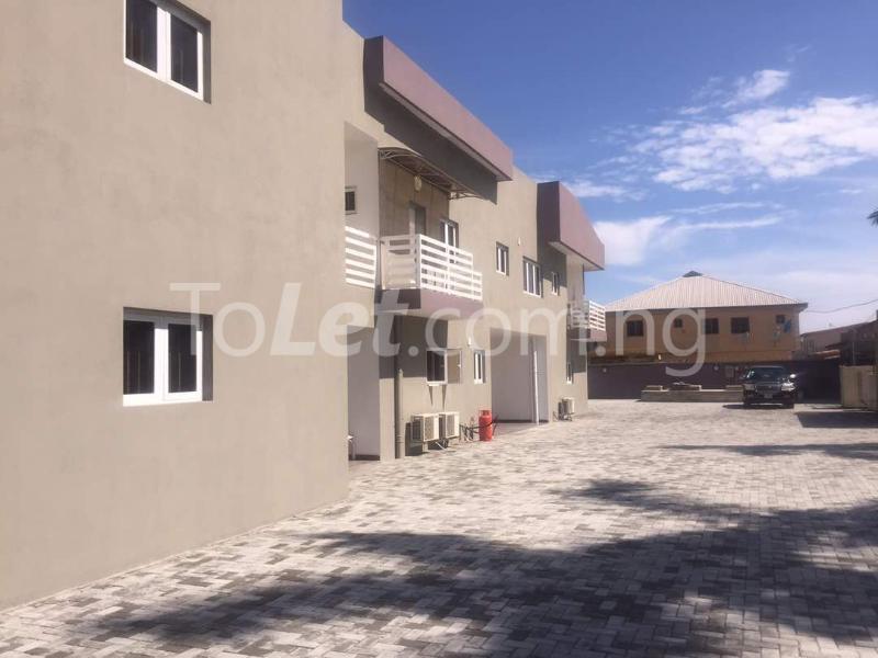 3 bedroom Flat / Apartment for rent Igbo-Efon Igbo-efon Lekki Lagos - 0