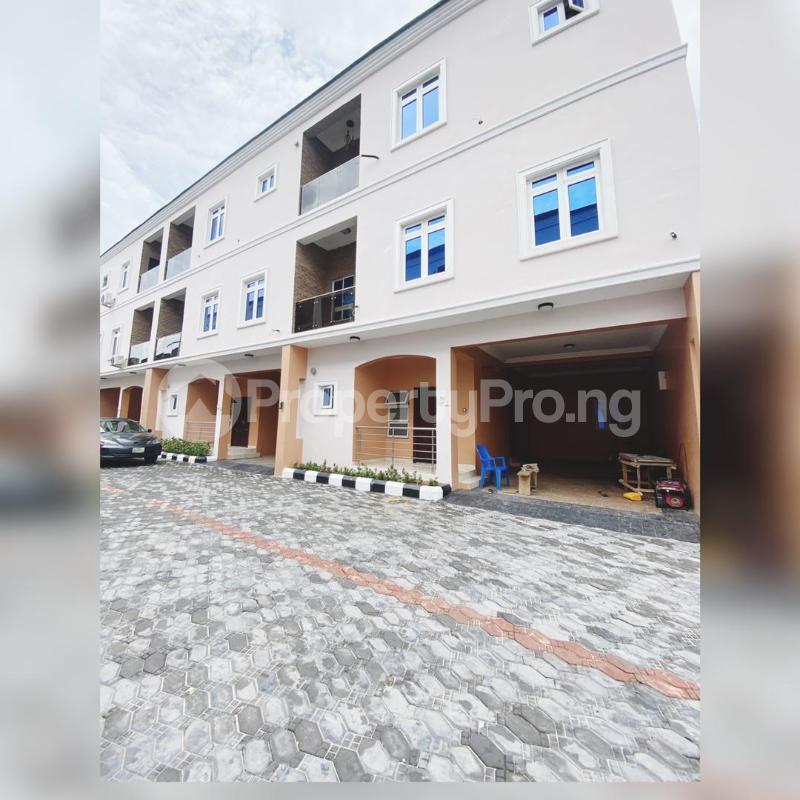 6 bedroom Terraced Duplex for sale Ikate Lekki Lagos - 1