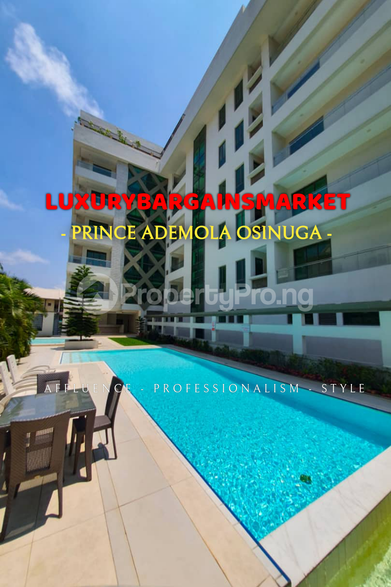 4 bedroom Flat / Apartment for sale Old Ikoyi Ikoyi Lagos - 0