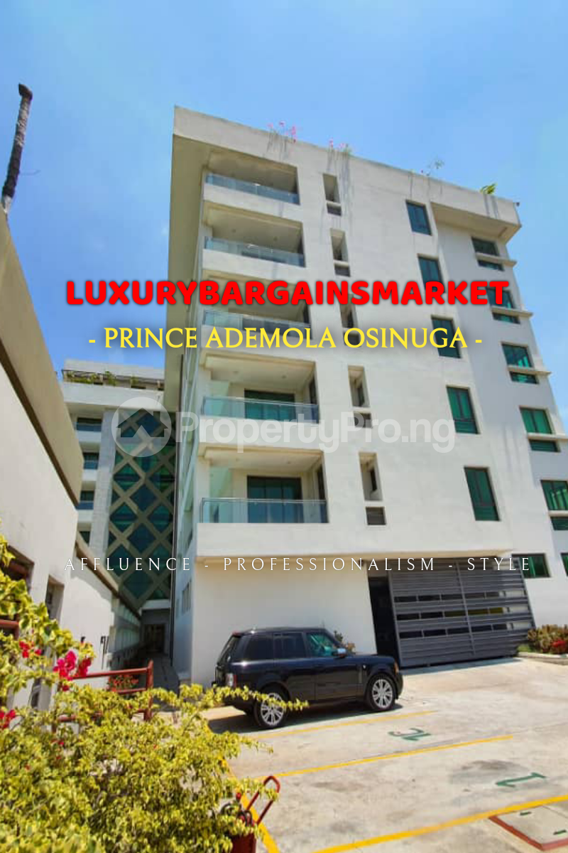 4 bedroom Flat / Apartment for sale Old Ikoyi Ikoyi Lagos - 5
