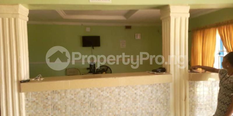 10 bedroom Hotel/Guest House Commercial Property for sale Ilesha Road Osogbo Osun - 1