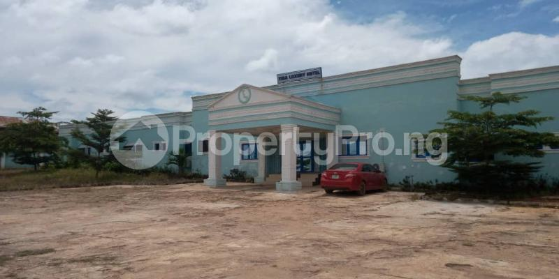 10 bedroom Hotel/Guest House Commercial Property for sale Ilesha Road Osogbo Osun - 4