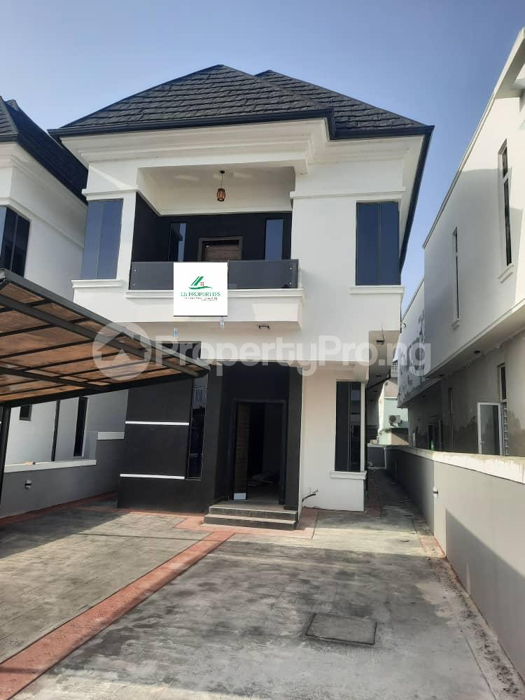 5 bedroom Detached Duplex House for sale Ajah Ajah Lagos - 0