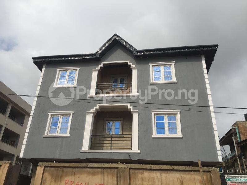 1 bedroom mini flat  Mini flat Flat / Apartment for rent Alagomeji  Alagomeji Yaba Lagos - 0