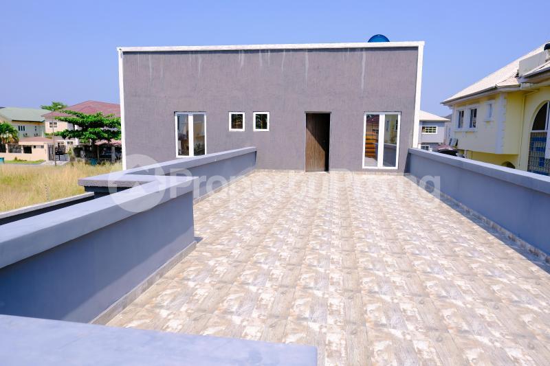 4 bedroom Terraced Duplex House for shortlet Victoria Garden city, Lekki II, Lagos VGC Lekki Lagos - 10