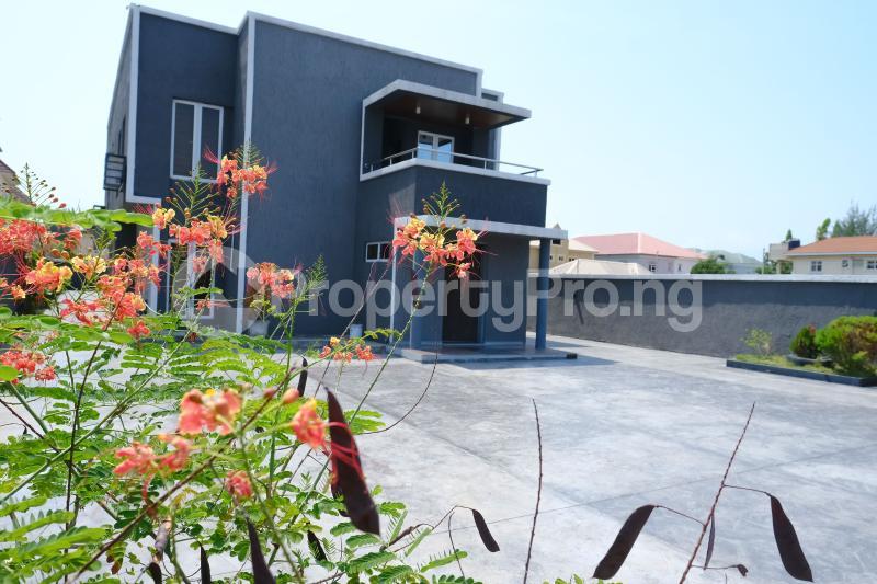 4 bedroom Terraced Duplex House for shortlet Victoria Garden city, Lekki II, Lagos VGC Lekki Lagos - 0