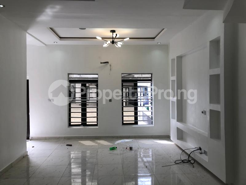 4 bedroom Semi Detached Duplex House for rent Orchid road  chevron Lekki Lagos - 3