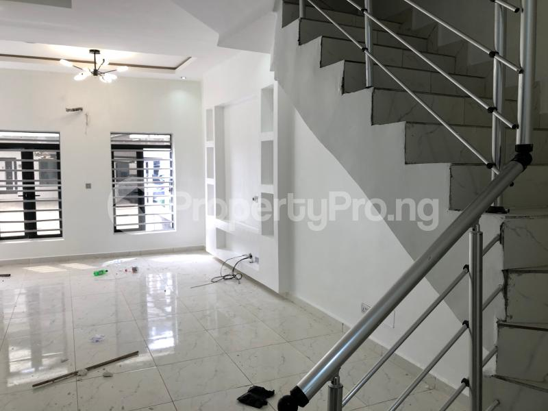 4 bedroom Semi Detached Duplex House for rent Orchid road  chevron Lekki Lagos - 2