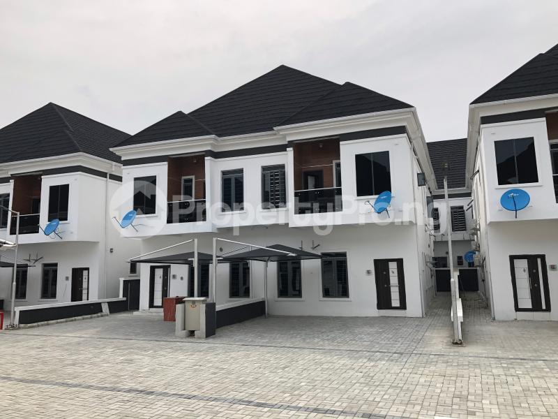 4 bedroom Semi Detached Duplex House for rent Orchid road  chevron Lekki Lagos - 11