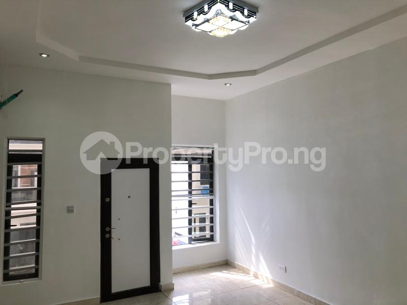 4 bedroom Semi Detached Duplex House for rent Orchid road  chevron Lekki Lagos - 6