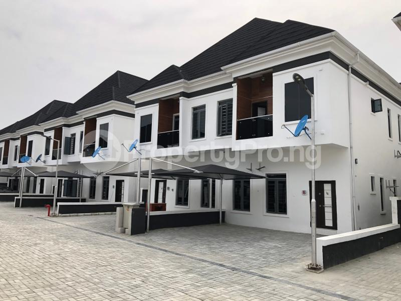 4 bedroom Semi Detached Duplex House for rent Orchid road  chevron Lekki Lagos - 13