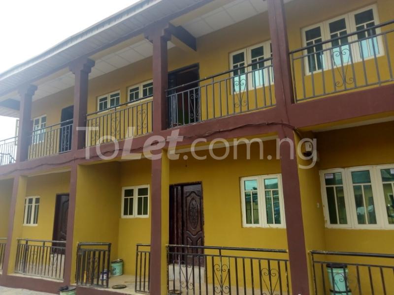 1 bedroom mini flat  Self Contain Flat / Apartment for rent Obantoko Eleweran Abeokuta Ogun - 1