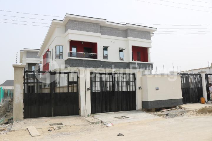 4 bedroom Semi Detached Duplex House for sale Orchid Estate, By Chevron Lekki Lagos - 2