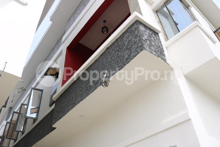 4 bedroom Semi Detached Duplex House for sale Orchid Estate, By Chevron Lekki Lagos - 6