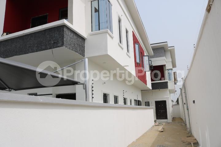 4 bedroom Semi Detached Duplex House for sale Orchid Estate, By Chevron Lekki Lagos - 4
