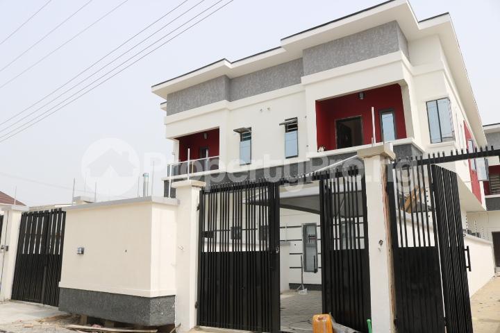 4 bedroom Semi Detached Duplex House for sale Orchid Estate, By Chevron Lekki Lagos - 0