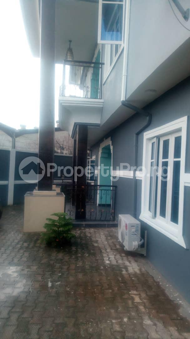 2 bedroom House for rent Ire Akari Estate Isolo. Lagos Mainland  Ire Akari Isolo Lagos - 1