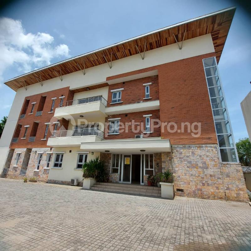3 bedroom Blocks of Flats for rent Osbourne Phase 1 Estate Ikoyi Lagos State. Osborne Foreshore Estate Ikoyi Lagos - 14