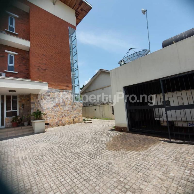 3 bedroom Blocks of Flats for rent Osbourne Phase 1 Estate Ikoyi Lagos State. Osborne Foreshore Estate Ikoyi Lagos - 13