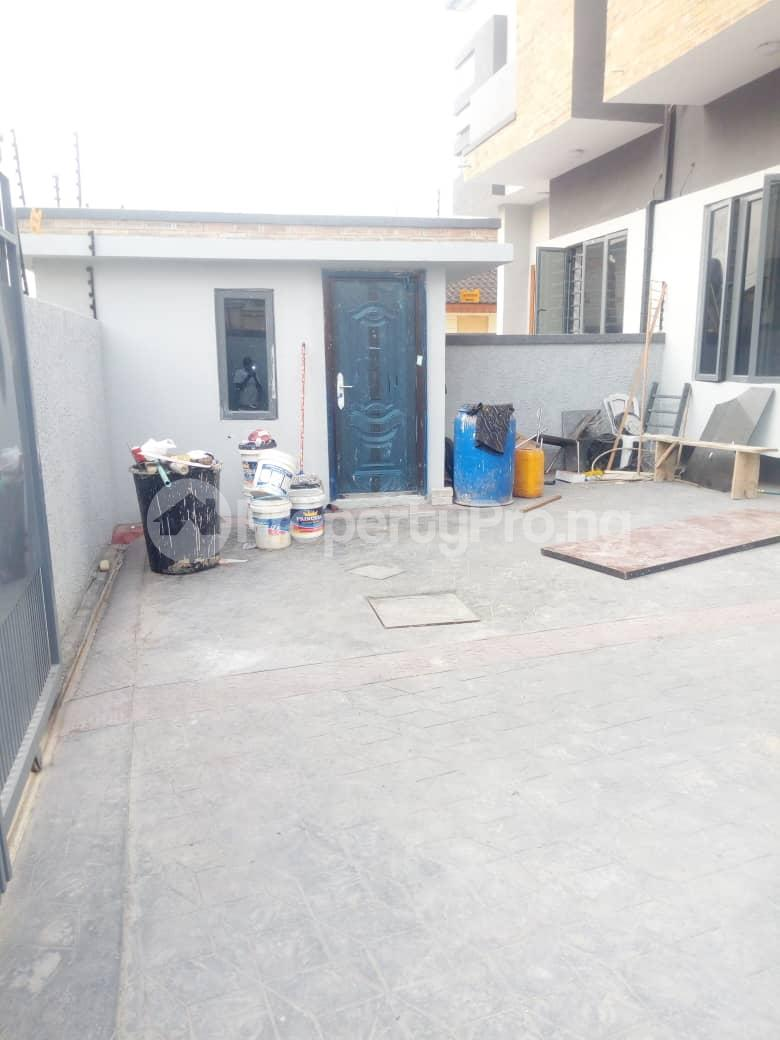 4 bedroom Detached Duplex House for rent  Southern View Estate Chevron Lekki. chevron Lekki Lagos - 4